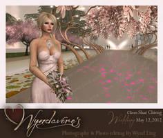 shaz wedding Rie by Wyndaveres