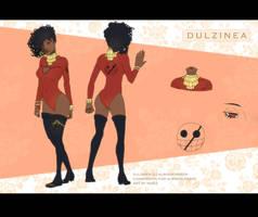 Reference sheet: Dulzinea by Km92
