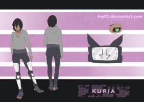 Reference sheet: Kuria by Km92