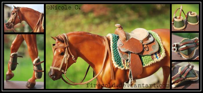 Breyer western style by firegold