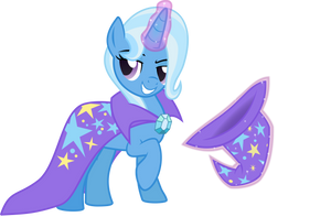 Devious Trixie by 20pixels