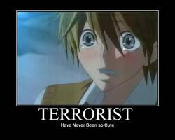 Terrorist by lovelessgirl1