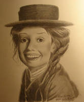 Eliza Doolittle by Moundfreek
