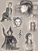 Musical Collage by Moundfreek