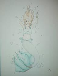 Mermaid by KowareYume