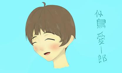 Aiichiro Nitori by KowareYume