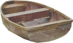 Rowing Boat PNG.. by AledJonesDigitalArt