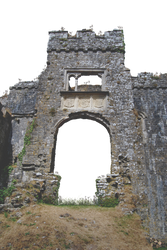 Old Ruin Archway PNG.. by AledJonesDigitalArt