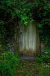 Enchanted Doorway Premade. by AledJonesDigitalArt