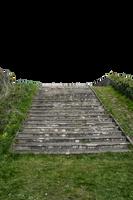 Steps by AledJonesDigitalArt