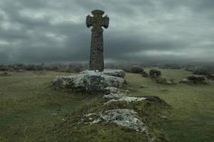 Celtic Cross Premade.. by AledJonesDigitalArt
