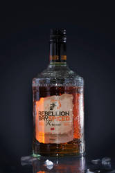 Rebellion Bay Spiced Rum by the-undrawable