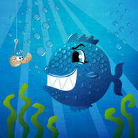 Fishy... by Kalliope69