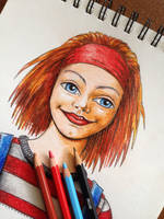 Girl by Kalliope69