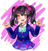 Nico! by Hiyori-chi