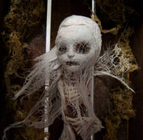 Monster High Modded Dolls (Zombie girl 6) by sankyaku