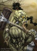 Orc collab by samurai30