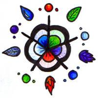 Elementals Crest by michelle192837