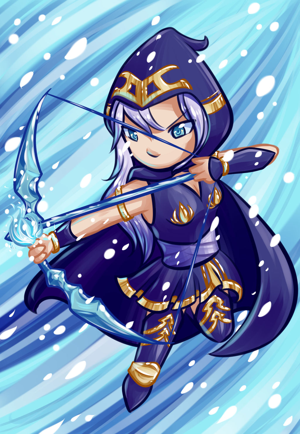 Ashe by michelle192837