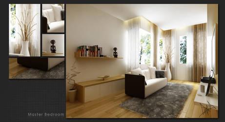 Paya Terbong Master Bedroom_1 by dragon2525