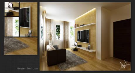 Paya Terbong Master Bedroom_2 by dragon2525