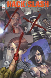 Hack Slash Issue 21 by EmoHikaruChan