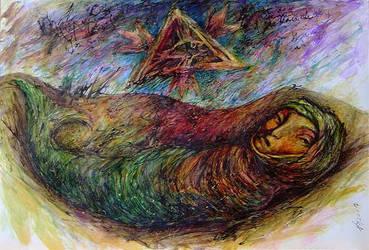 mermaid's mummy by inner