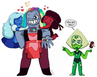 Bismuth is Back! [SU SPOILERS] by AngelicArtistGirl