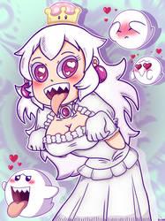 Princess Boo/King Booette [N] by AngelicArtistGirl