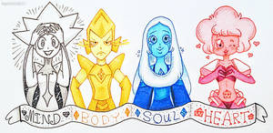 Mind, Body, Soul and Heart [SU] by AngelicArtistGirl