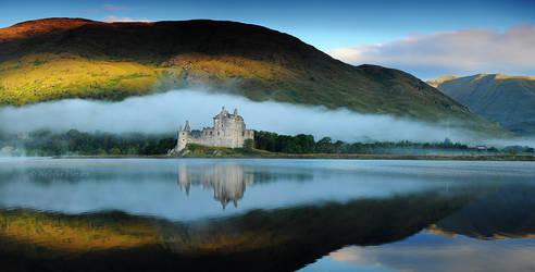 Loch Awe by Nelleke