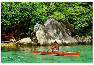Coron Island by psymer