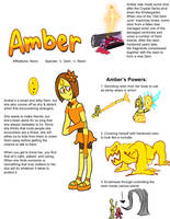 Amber- (Gemsona OC) by Zistheone