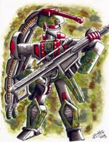 Rami's Sniper (Mechanized) by Zistheone
