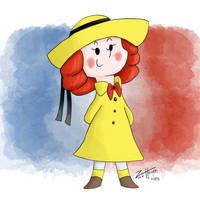 Madeline (Sketch Dailies) by Zistheone