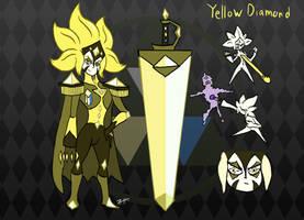 SU- Heliodor/Yellow Diamond (Headcanon 3) by Zistheone