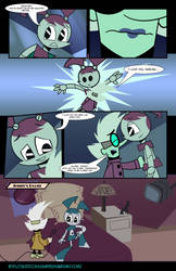 The World Without Jenny Page 06 (Prologue) by CoreMindsArtist