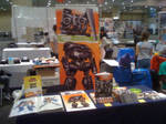 NYCC 2010 table by Mecha-Zone