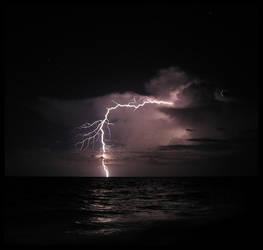 lightning by NivisTigris