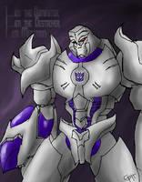 TFP: Megatron by TeaDarkA