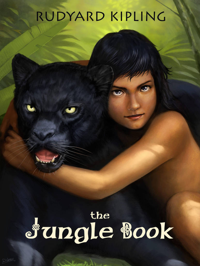 The Jungle Book  - Sample Cover by PVproject