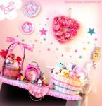 Sweet Room Pt. 1 by SweetiexCakes