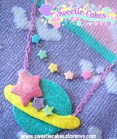 Sweetie's Planet Necklace 1 by SweetiexCakes