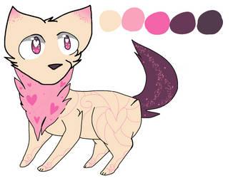 Lovely - Custom Husky for Scarleth-Is-Bae by DarkleyChaos