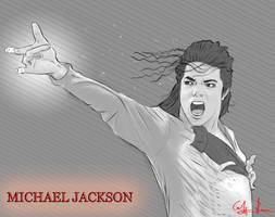 Michael Jackson Energy by francesco8657