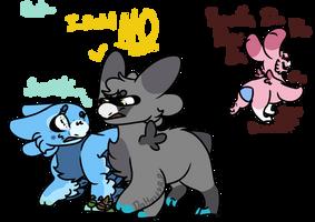 Loss Of Friendship|Wyngro|DaHuskyPup-Draws by DaHuskyPup-Draws