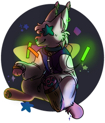 Glass Animals|Characters by DaHuskyPup-Draws