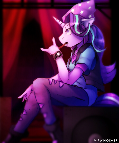 [MLP] Glim by MrWh0ever