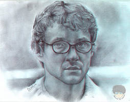 Dr Will Graham by moudi-art