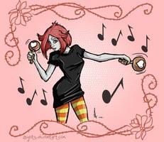 Ruby Gloom by Zynite